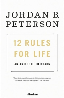 12 rules for life jordan peterson