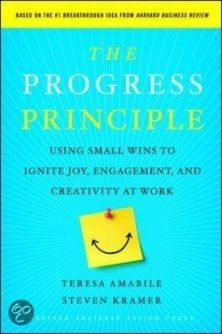 The Progress Principle Teresa Amabile Steven Kramer