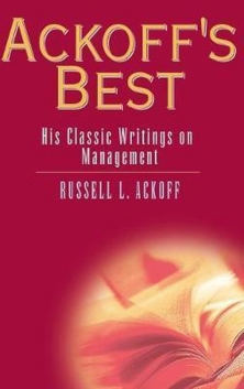 ackoff classic writing management