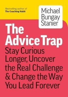 advice trap michael bungay stanier