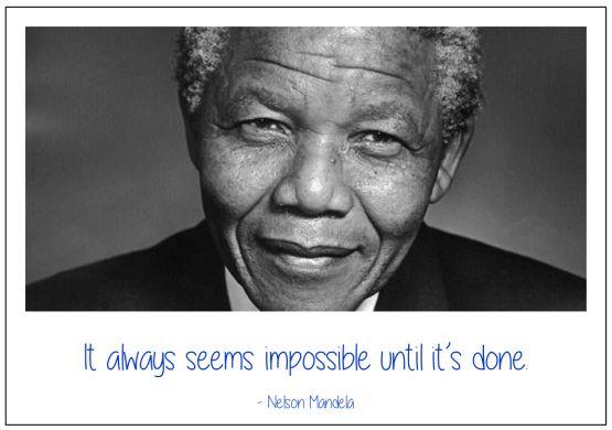 Citaten Mandela : Omdenken met nelson mandela