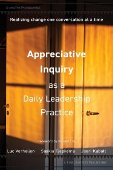 appreciative inquiry daily leadership practice luc verheijen