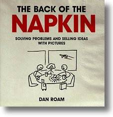 The back of the napkin dan roam