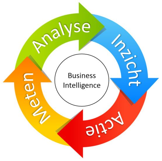 business intelligence bi bi-cyclus
