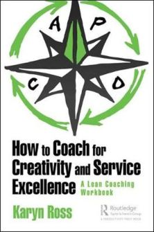 coach creativity service excellence karyn ross