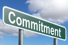 commitment inzet