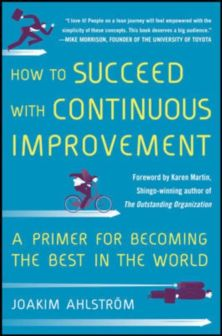 continuous improvement joakim ahlstrom