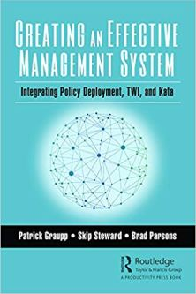 creating effective management system policy deployment twi kata