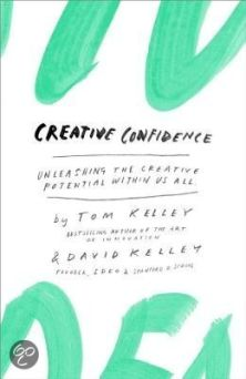 creative confidence tom kelley david kelley