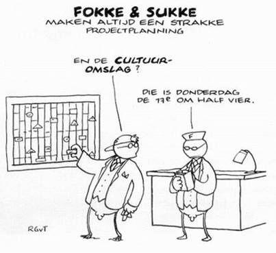 Cultuuromslag Fokke en Sukke