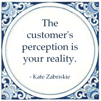 customer perception reality kate zabriskie nps net promoter score