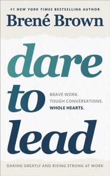 dare lead brene brown
