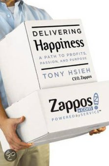 delivering hapiness tony hsieh zappos