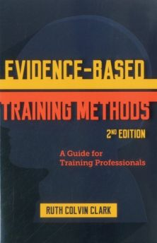 evidence-based training methods ruth colvin clark