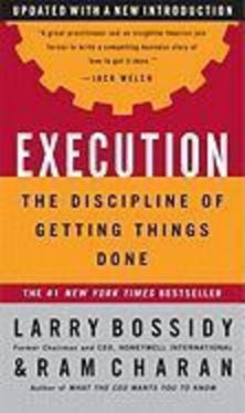 execution discipline getting things done
