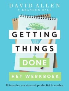 gettings things done werkboek david allen