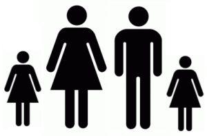 Top 12 gelukkige gezinsvariaties - Twee meisjes en een jongen ...