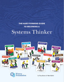 habit-forming guide becoming systems thinker Tracy Benson & Sheri Marlin systeemdenken