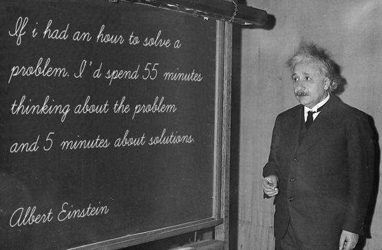 if i had an hour problem solutions albert einstein