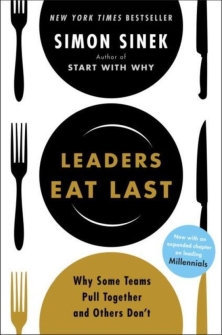leaders eat last simon sinek