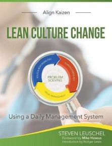 lean culture change steven leuschel