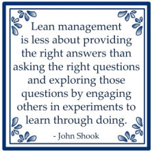 lean management john shook
