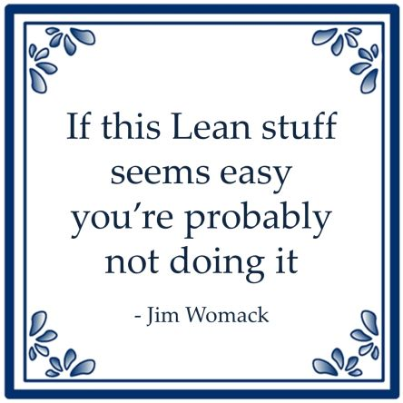 lean stuff jim womack