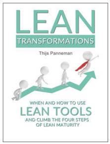 lean transformations thijs panneman lean tools maturity