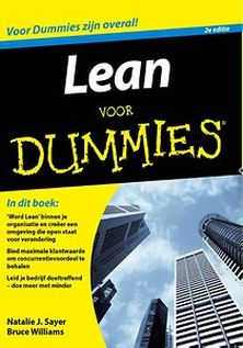 lean voor dummies sayer williams