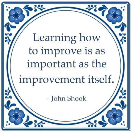learning how to improve improvement john shook