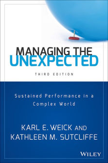managing unexpected karl weick kathleen sutcliffe