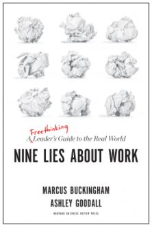 nine lies about work marcus buckingham ashley goodall
