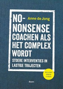 no-nonsens coachen complex interventies anne jong