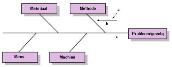 Lean six sigma oorzaak gevolg ishikawa diagram cause effect ccuart Image collections