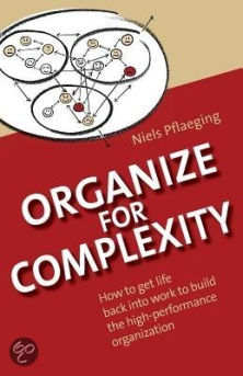 `organize complexity niels pflaeging