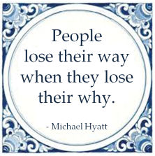 people lose their way why michael hyatt