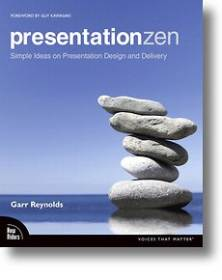 Presentation Zen Garr Reynolds presenteren
