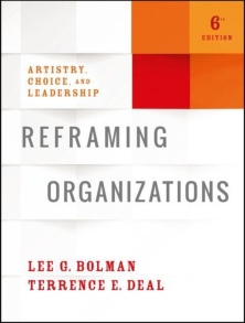 reframing organizatoins bolman deal