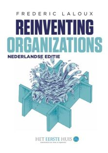 reinventing organizations frederic laloux