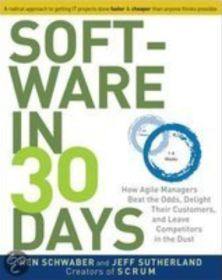 software in 30 days ken schwaber jeff sutherland