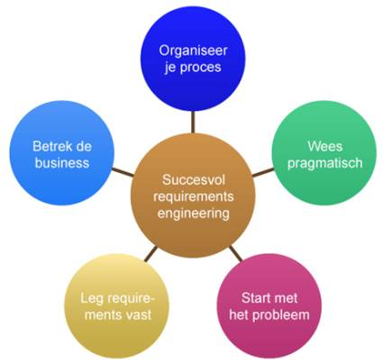 succesvolle requirements engineering