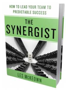synergist les mckeown