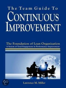 team guide continuous improvement lawrence miller foundation lean organization