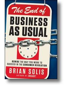 the end of business as usual brian solis