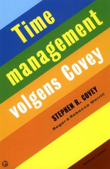 timemanagement volgens Stephen covey