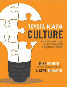 toyota kata culture mike rother gerd aulinger lean