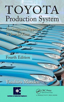 toyota production system just in time monden yasuhiro