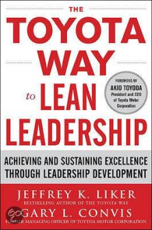toyota way to lean leadership liker convis