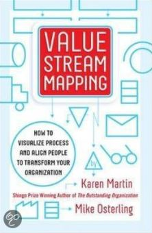 value stream mapping karen martin
