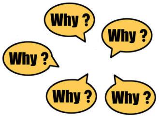 vijf keer waarom five times why